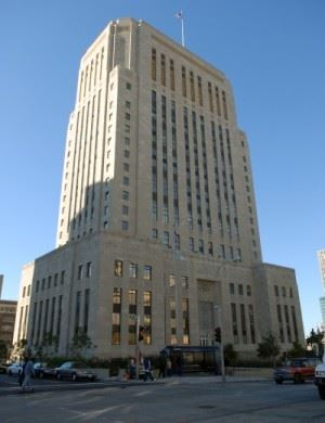 Kansas City MO Courthouse